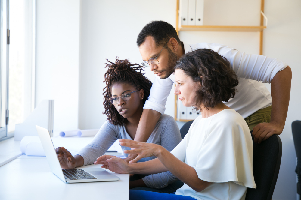 Increasing Productivity with Technology Training
